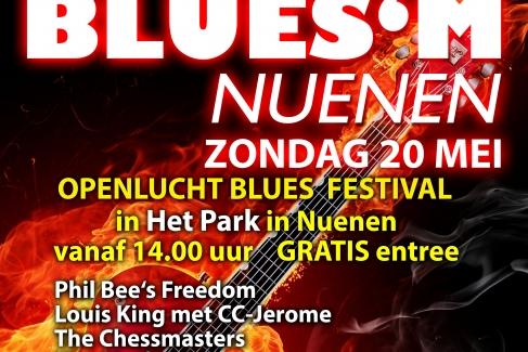 Bluesm 2018 aankondiging